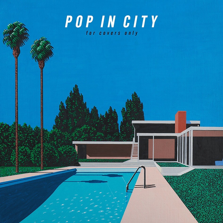 『POP IN CITY ~for covers only~』 通常盤