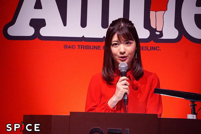 司会の日本テレビアナウンサー 佐藤真知子