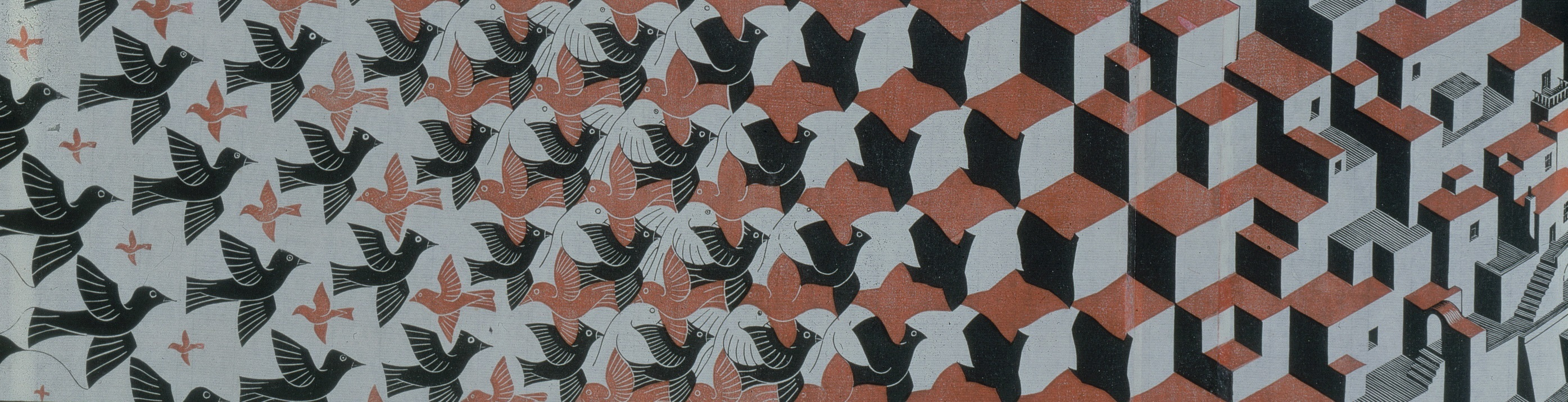 《メタモルフォーゼⅡ  Metamorphosisll.1939-40》 (部分)