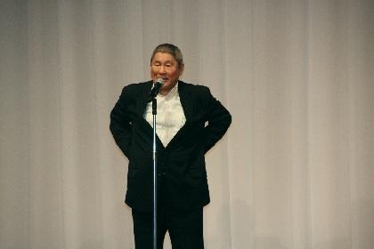 東スポ映画大賞授賞式 大杉漣さんと共にアウトレイジ出演者8人が受賞