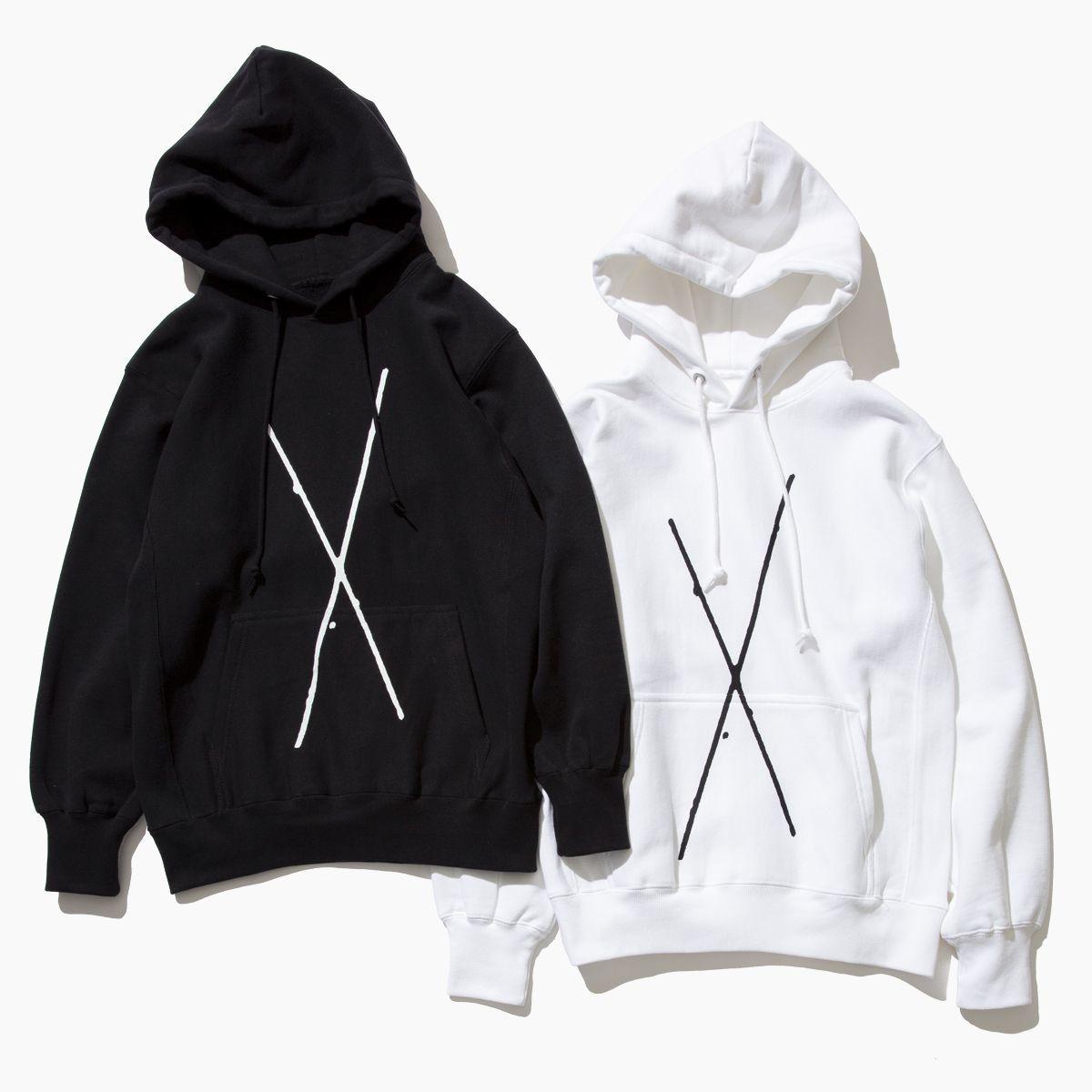 """2""""X(Kiss)"""" Hoodie"""