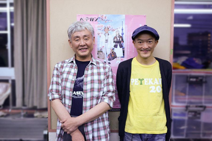 『スプリング、ハズ、カム THE STAGE』柳家喬太郎、本田誠人