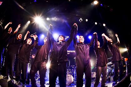 SANABAGUN. 最強伝説第二章の幕開け ―― 新曲で始まり新曲で締めくくられたツアーファイナル公演をレポート