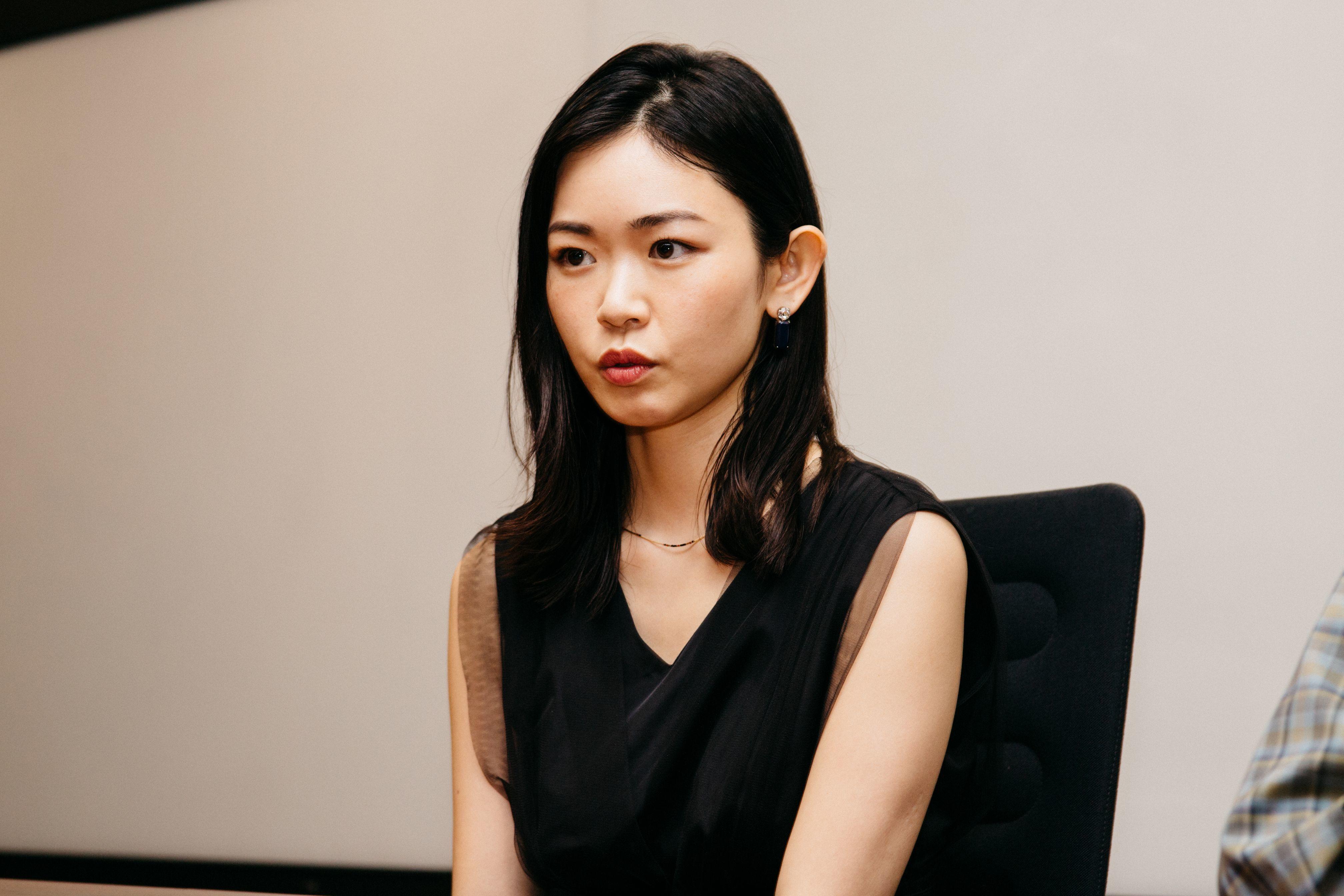 西川可奈子 撮影=早川里美