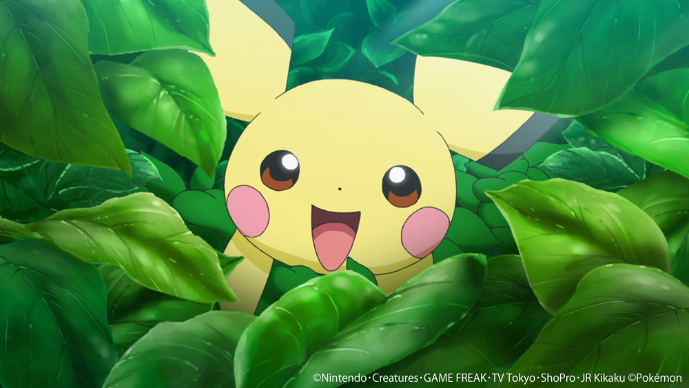 TVアニメ『ポケットモンスター』場面カット (C)Nintendo・Creatures・GAME FREAK・TV Tokyo・ShoPro・JR Kikaku (C)Pokémon
