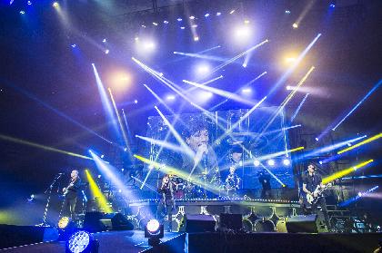 新曲やルーツ志向な楽曲の充実ぶりにも魅了された、ミスタービッグ白熱の大阪公演