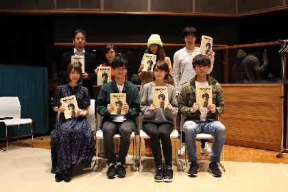 『甲鉄城のカバネリ 海門決戦』公開迫る中、キャストコメント到着! 初日舞台挨拶も決定