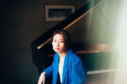 桑原あい、初のソロ・ピアノ・アルバム『Opera』がiTunesジャズ・チャートで1位獲得 ブラジル音楽の巨匠エグベルト・ジスモンチから絶賛コメントも到着