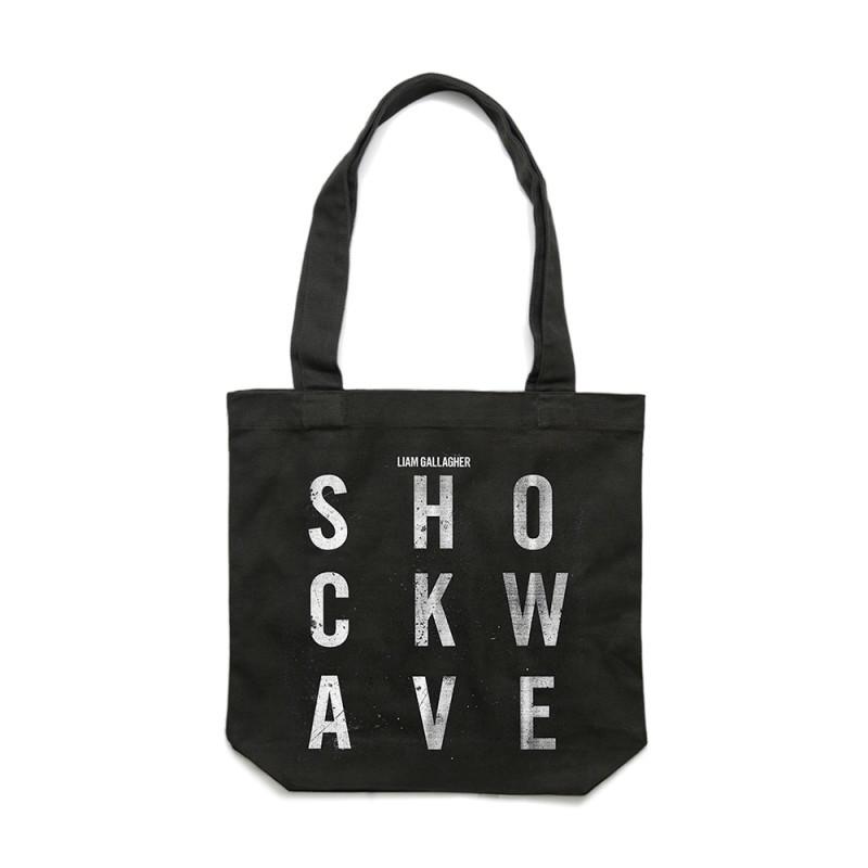 Shockwave トートバッグ