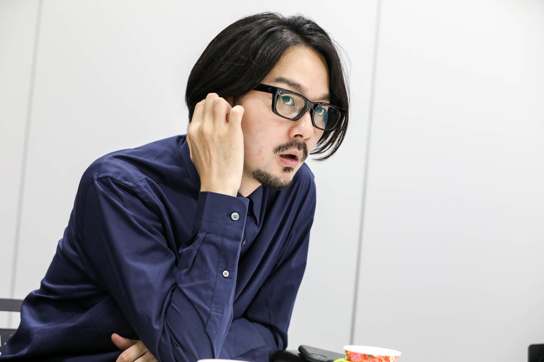 LAMA・牛尾憲輔 撮影=風間大洋