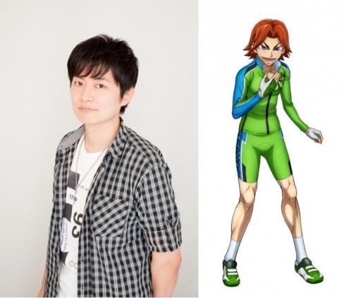 TVアニメ『弱虫ペダル NEW GENERATION』公式サイト(http://yowapeda.com/)より引用