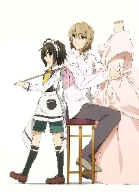 アニメ「少年メイド」メインキャスト発表&「坂本ですが?」との合同イベント開催決定