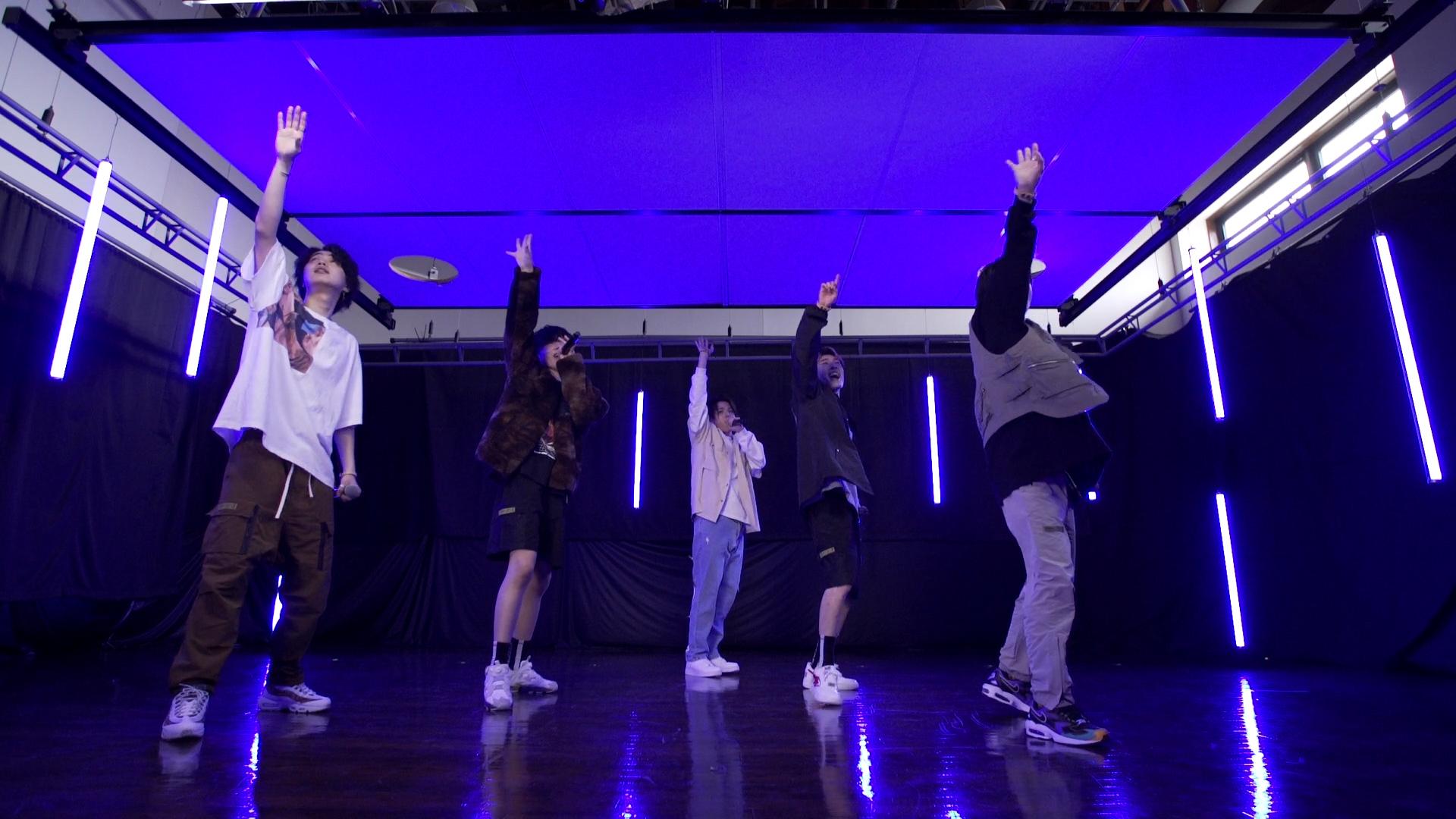 THE FIRST 合宿クリエイティブ審査] Good Days / Team B (ジュノン、リョウキ、シュンスケ、ラン、リュウヘイ)  サムネイル