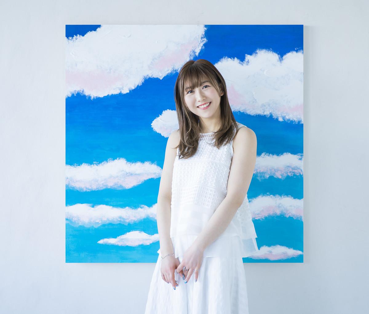 安野希世乃アーティスト写真