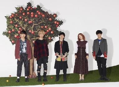 Mrs. GREEN APPLEが大阪梅田のHEP FIVEとコラボした企画『HEP FIVE×Mrs. GREEN APPLE CHRISTMAS WONDER ROOM』開催