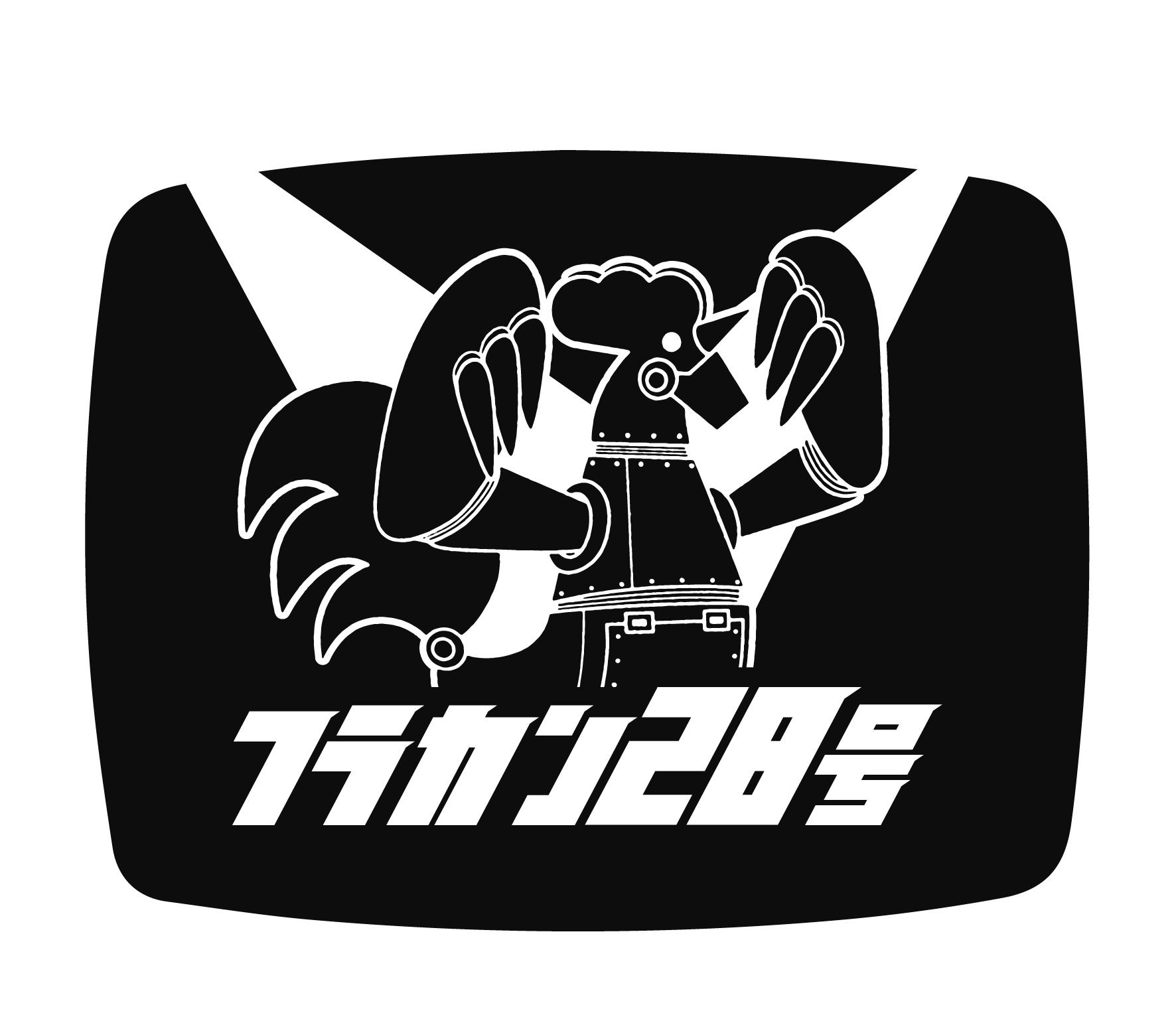 フラカン28号ロゴ