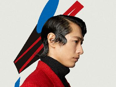 """DEAN FUJIOKA、「""""変異""""していくことが大切である」というメッセージを込めた新アルバム『Transmute』を12月にリリース決定"""
