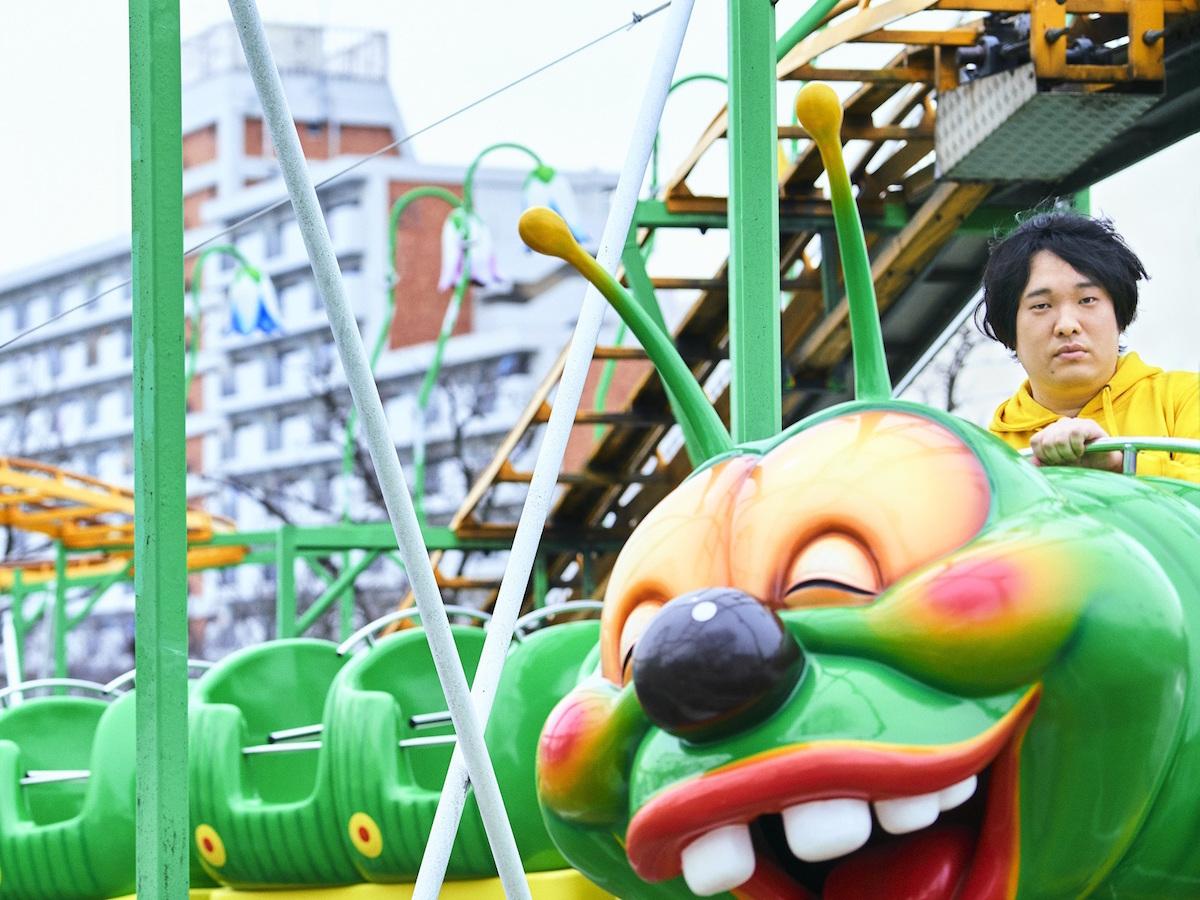 岡崎体育 Photo by神藤 剛