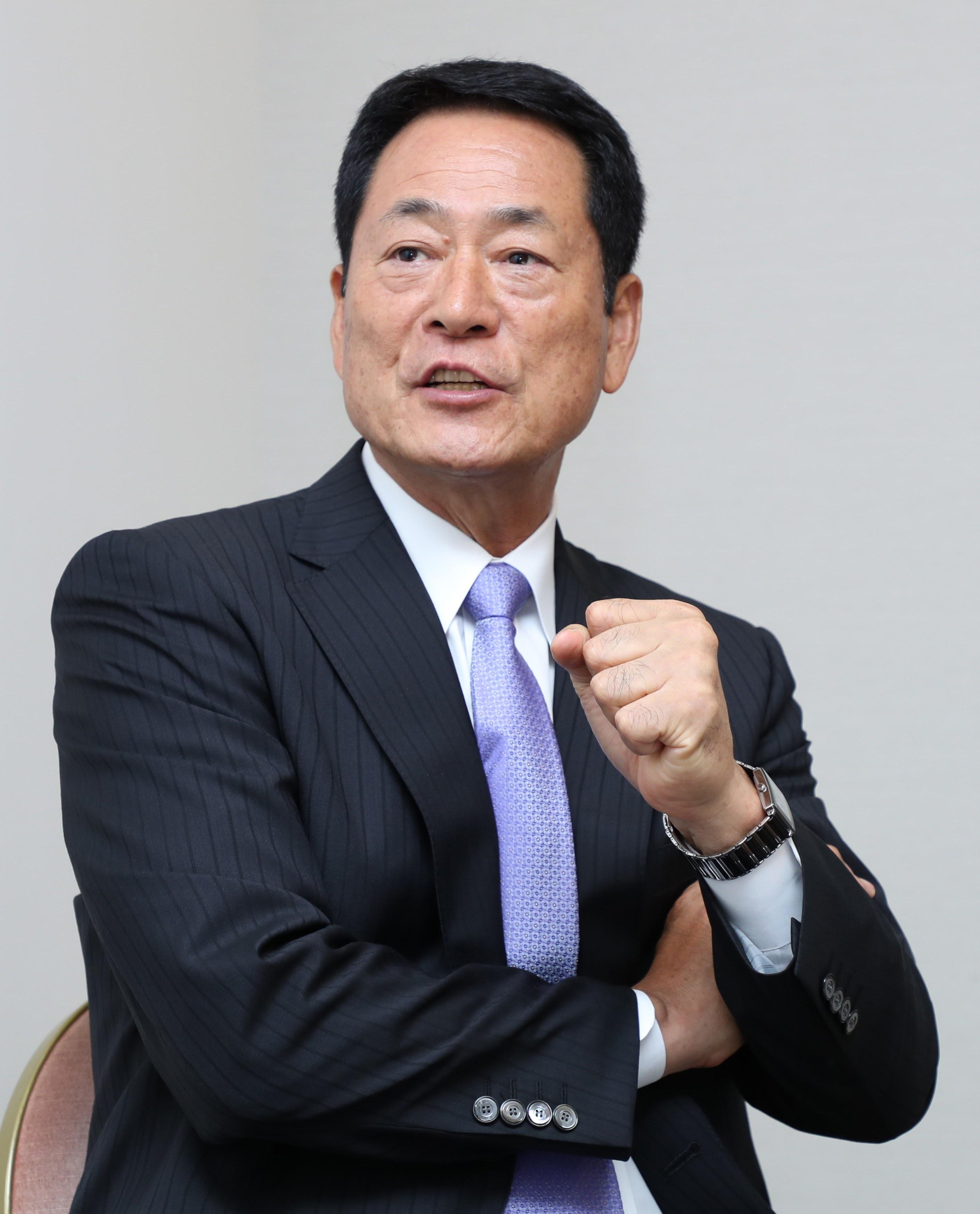 『みんなでオンライン観戦』の東北楽天ゴールデンイーグルス戦で解説を務める中畑清氏