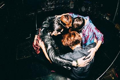 go!go!vanillas 『THE WORLD TOUR 2019』10/12(土) ZEPP OSAKA BAYSIDE公演を延期、12/15に振替公演実施