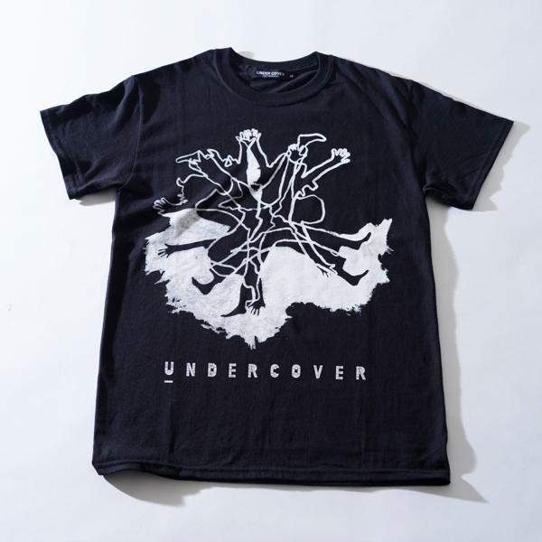 UNDERCOVER/コラボTシャツ