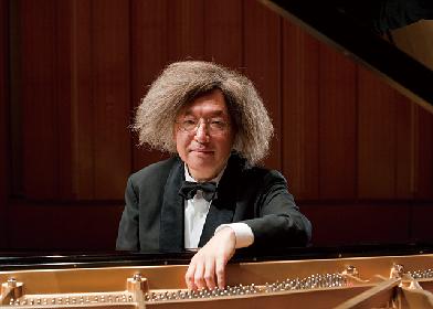 藤井一興(ピアノ) 偉大なる美の感性を受け継いで