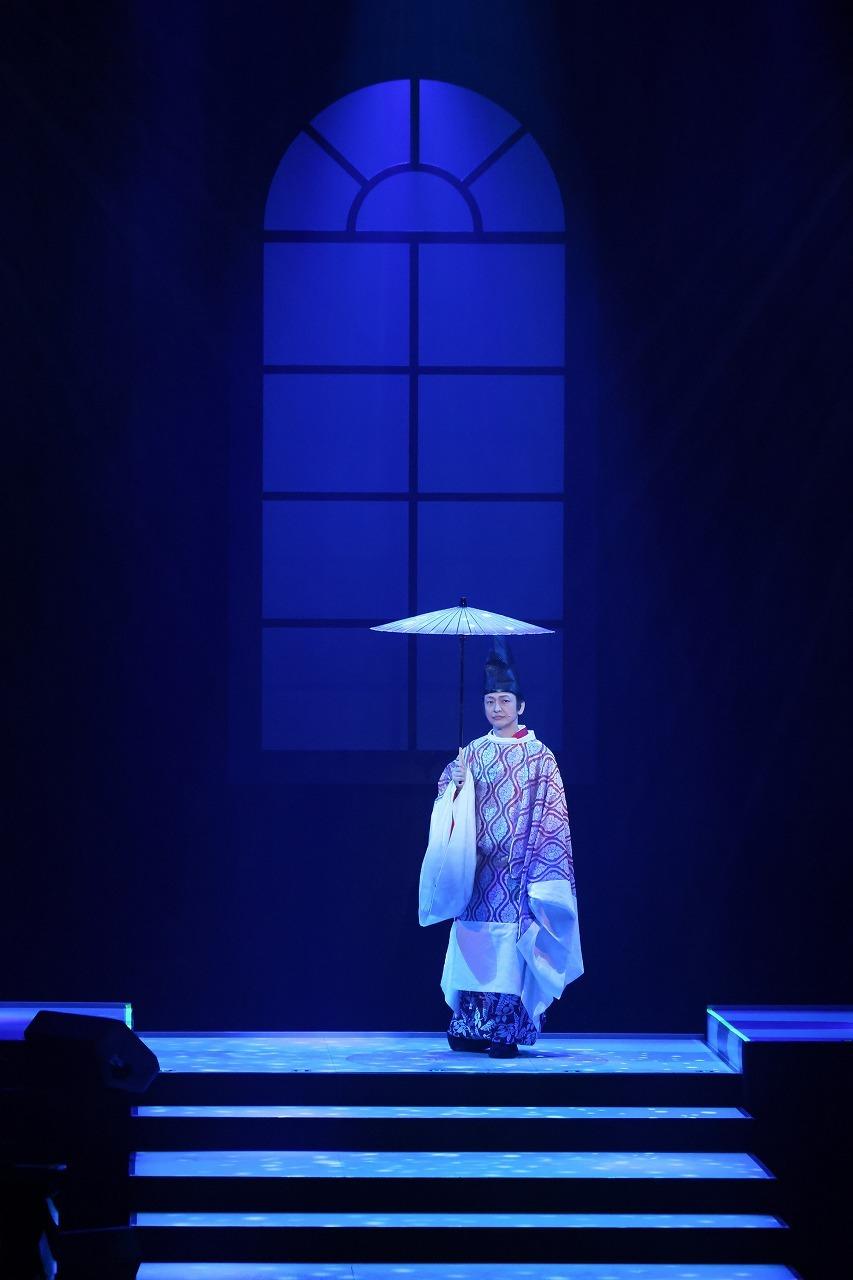 「シェルブールの雨傘」岡田浩暉