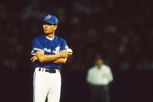 1998年、チームを38年ぶりのリーグ優勝&日本一に導いた権藤博元監督 写真:ベースボールマガジン社