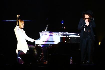 """『VISUAL JAPAN SUMMIT』2日目 奇跡の共演、そして""""これからも無敵でいく""""という宣言"""
