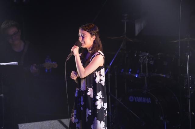上白石萌音 ワンマンライブ『Live THEATRE 〜chouchou〜』