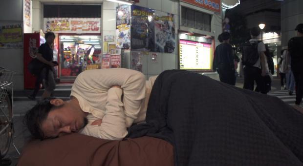 「Sleeping Effect」 2016 映像(パフォーマンス)