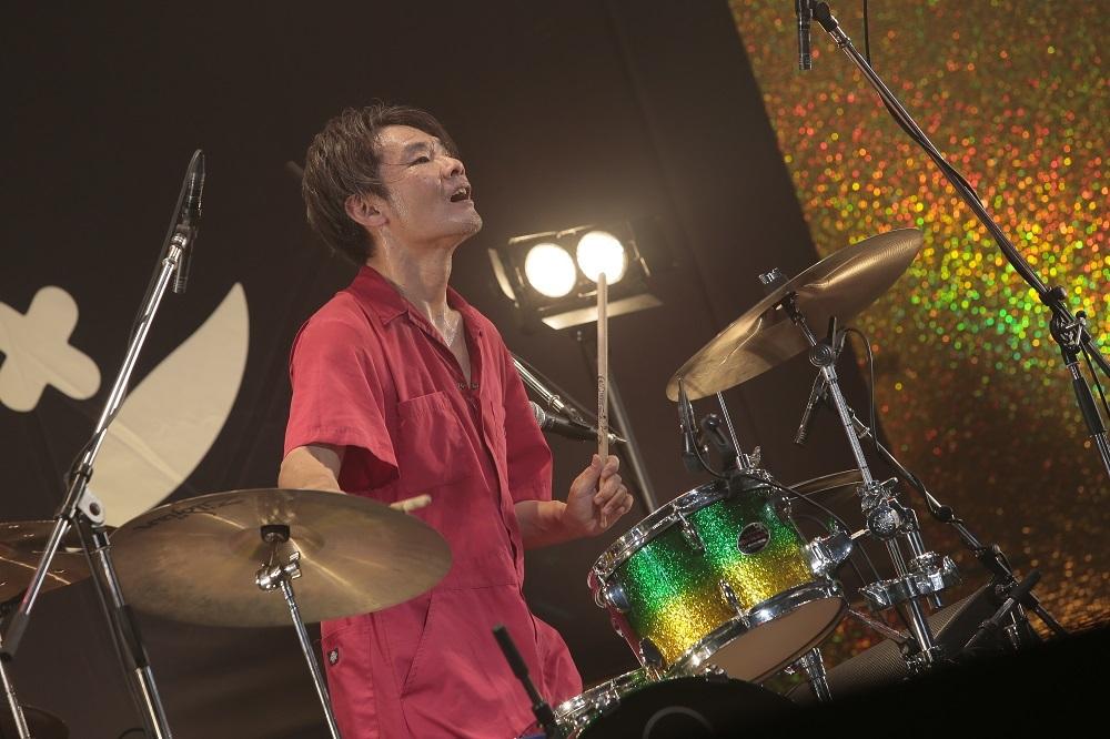 フラワーカンパニーズ  photo by 柴田恵理