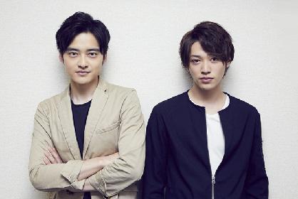 『遠い夏のゴッホ』出演の安西慎太郎&木ノ本嶺浩にインタビュー