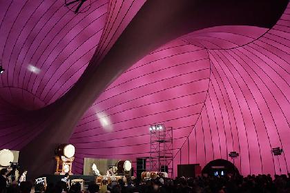ルツェルン・フェスティバル アーク・ノヴァが福島で開幕