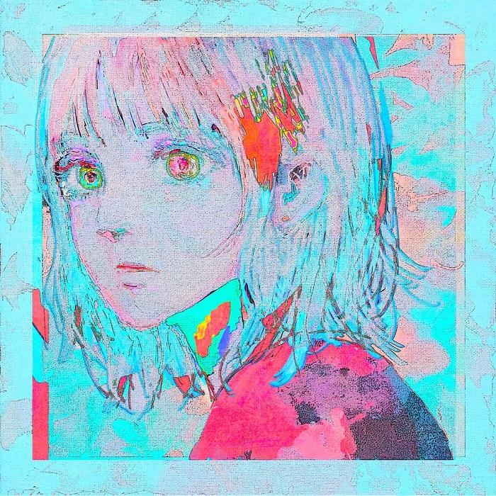 「Pale Blue」ジャケット Illustration by 米津玄師