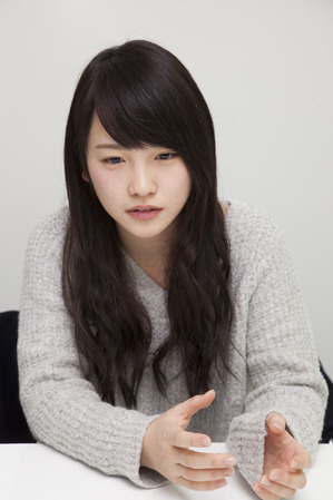 川栄李奈 (撮影:岩村美佳)