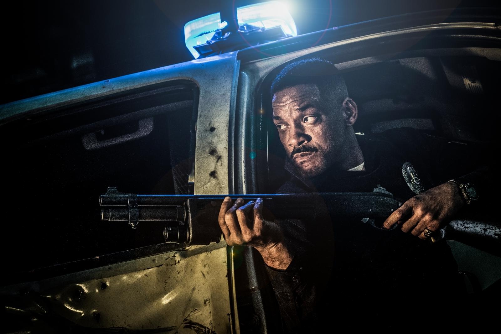 Netflixオリジナル映画『ブライト』 12月22日全世界同時オンラインストリーミング
