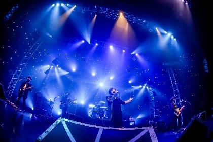 Waive キャリア最大キャパのZepp Tokyo公演オフィシャルレポート