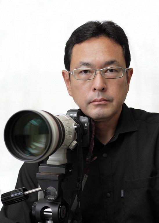 舞台写真家 飯島隆     写真提供:飯島隆写真事務所
