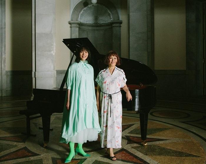 (左から)のん、矢野顕子