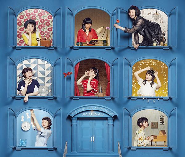 『南條愛乃 ベストアルバム THE MEMORIES APARTMENT-Original-』初回限定盤ジャケットデザイン