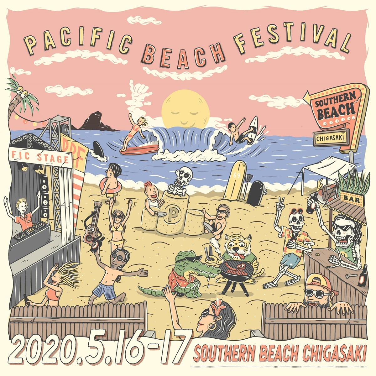 PACIFICBEACH FESTIVAL'20