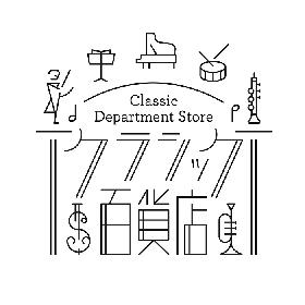 クラシックの名盤シリーズ『クラシック百貨店』器楽曲編20タイトルが発売 インスタではプレゼント・キャンペーンもスタート