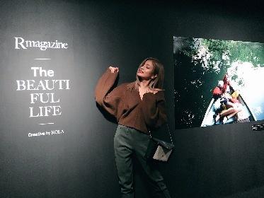 ローラ、AAA 伊藤千晃らが来場 日本初のアートフェア『ART PHOTO TOKYO -edition zero-』が開催に