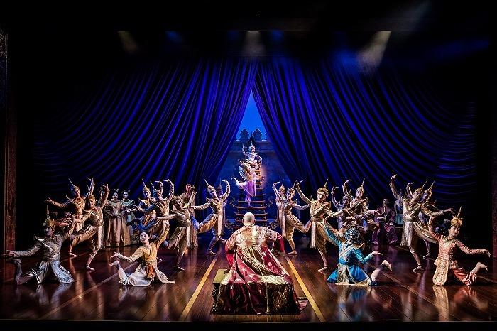 Photo by Matthew Murphy The London Palladium Production
