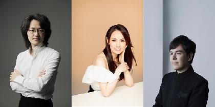 森麻季(ソプラノ)&鈴木優人(ピアノ)、金子三勇士(ピアノ)が登場 LIVE配信『Japan Arts Live Streaming+』シリーズがスタート