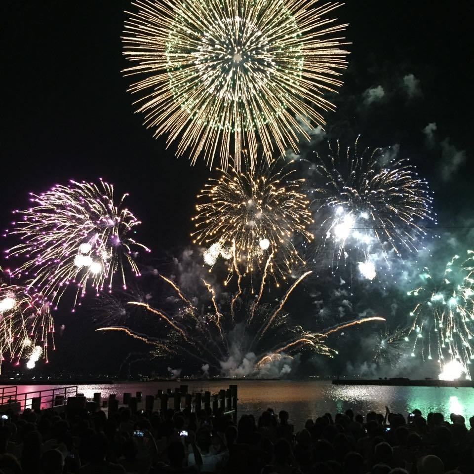 びわ湖花火