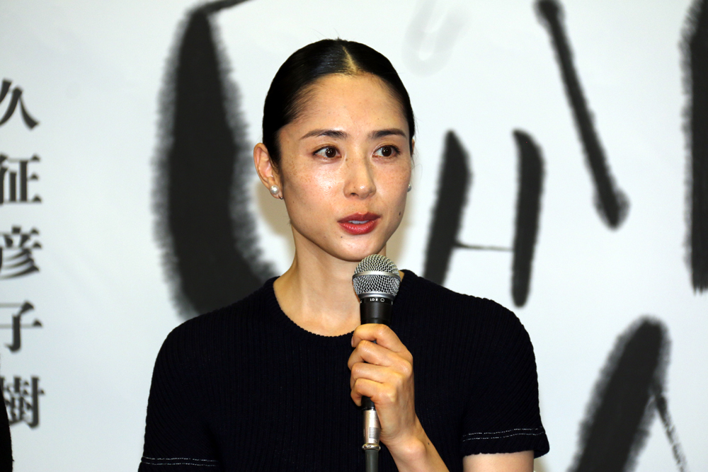 深津絵里 舞台「ETERNAL CHIKAMATSU」