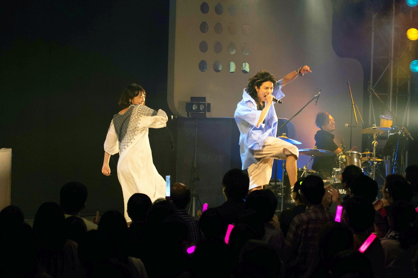 Takuya IDE ツーマンLIVE with RiRiKA『DELIVER』