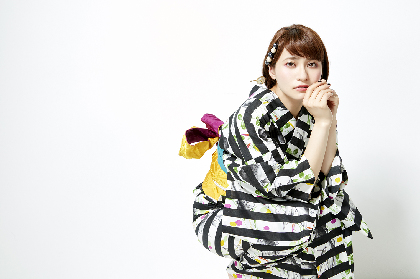 中島愛 デビュー10周年を迎えコメント到着 シングルジャケット写真も公開
